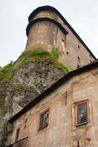 Orava Castle (Slovakia) - Middle Castle