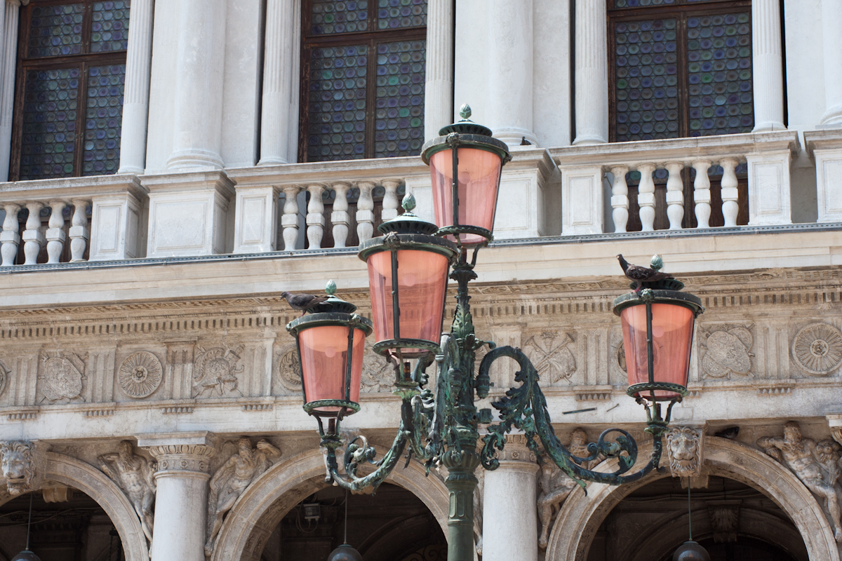 Venice - lamps