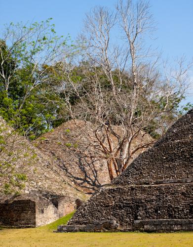 Xunantunich in Belize - ruins